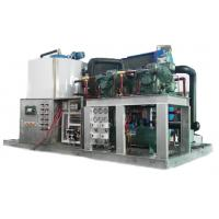 Quality 10T / 24H Automatic Ice Maker Machine For  Supermarket / Aquatic Processing  Industry wholesale