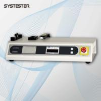 Buy cheap Coefficient Friction Tester COF Cable Plastic Film from wholesalers