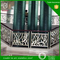 High quality custom stainless steel sheet metal fabrication for construction architecture industry