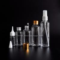 Quality worldwide popular PET plastic bottle for e-liquid with different volume and colors wholesale