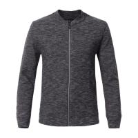 Quality Blank Crew Neck Mens Winter Cardigan Sweaters With Zipper Long Sleeve wholesale