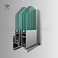 China china extrusion alloy 6063 t5 aluminium profiles for windows and doors on sale