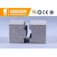 Quality Lightweight Heat Preservation EPS Precast Concrete Sandwich Wall Panels for Partitions wholesale