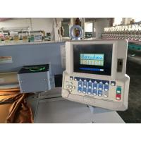 Quality Network Control Computer Embroidery Machine , Computerized Embroidery Machine wholesale