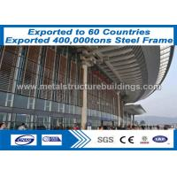 Cheap High Strength Steel Frame Structure Steel Building Solutions Rust Proof for sale