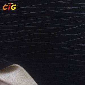 Buy cheap Jacquard Embossed Car Headliner Fabric , Custom Headliner Fabric For Car Ceiling from wholesalers