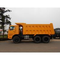 Quality Transport Semi Trailer Mining Transporter With Dual Enclosed Door wholesale