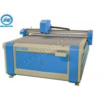 Cheap CE Certificated CNC Knife Cutting Table Machine With Pneumatic Oscillating Knife for sale