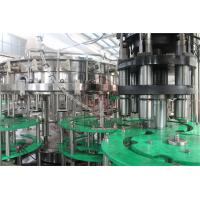 Quality Isobaric Beer Bottling Equipment Automatically Filling And Sealing wholesale
