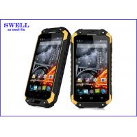 4.7 Inch TFT IPS 1280 × 720 Rugged Waterproof Mobile Phone With Wireless Charge