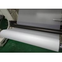 Moisture Proof Matte Polyester Film Subsurface Detached Function Customizable Production
