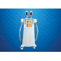 Quality Fat Freezon Cryolipolysis Slimming Machine For Weight Loss , 4 Treatment Heads wholesale