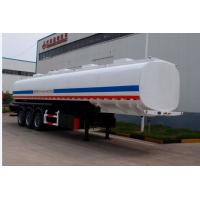 China 45000L water tank trailer carbon steel water tanker trailer 45tons good price on sale