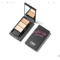 Quality 5 - Grid Three Color Color Correcting Concealer Palette , Eye Shadow Box UKD03 wholesale