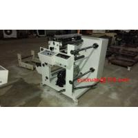Cheap High Speed Paper Cutting / Adhesive Tape Slitting Machine With Automatic Counting for sale