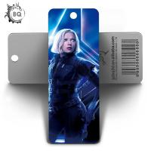 Quality Marvel Heros Design PET 3D Lenticular Bookmark 0.6mm PET+157g Coated Paper wholesale