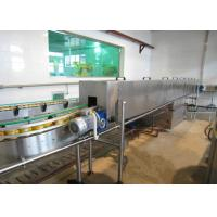 Quality Halal Chicken Canned Food Production Line Poultry Processing MachineryFor Iron Tins wholesale