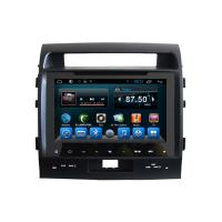 Quality Land Cruiser 2011-2015 TOYOTA GPS Navigation with dvd player / Toyota DVD Navigation System wholesale