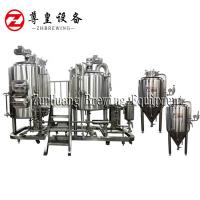 China Industrial 300L Craft Beer Equipment Mini Size Electric Heating For Pub on sale