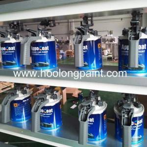 China Car Paint Color-Hoolong APPOCOAT 2k paint Color on sale