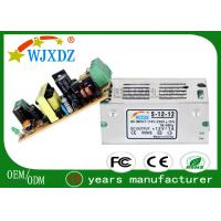 Buy cheap 1A 12W CCTV Camera / LED Lighting Power Supplies 12V CE RoHS Approval product