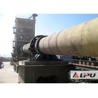 Quality High Efficiency Rrotating Kiln For Calcination Of High Aluminum Bauxite Ore wholesale