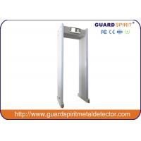 "Quality Archway Airport Metal Detectors With Wheels / Remote Controller /5.7"" LCD Monitor wholesale"