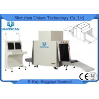 Quality 100*80Cm airport baggage x ray machines , baggage scanning machine Low Noise SF10080 wholesale