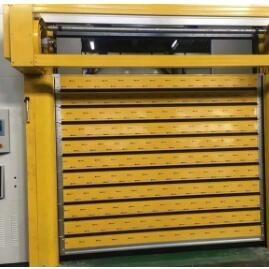 China 5000*7500 MM Metal Roller Shutter Door , Industrial Roll Up Door Long Using Life on sale