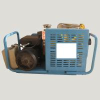 Quality Quiet scuba air compressor belt driven for industrial tank filling 50 / 60hz wholesale