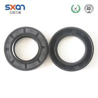 Quality Skeleton oil seal with NBR rubber material TC double lip NBR oil seals wholesale