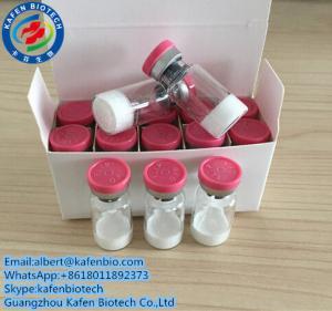 Quality China Best Peptides Manufacturer Supply Medicine Grade HGH Fragment 176-191 Lyophilized Powder wholesale