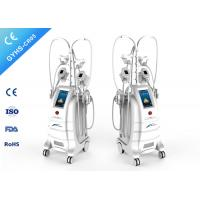 Quality 7 Handpiece Cryolipolysis Fat Freezing Machine / Vacuum Cryolipolysis Slimming Machine wholesale