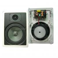 """Quality 8"""" coaxial home theatre in wall speakers 40w wall hanging speaker wholesale"""