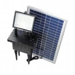 Quality Cool White Solar LED Flood Lights Outdoor 30W 12V / 24VDc  high lumen s2280 ~ 2500lm wholesale