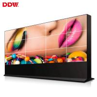 Quality Narrow Bezel DDW LCD Video Wall Monitor Ultra Thin 8 Bit 16M Color Support Variety Signal Ports wholesale