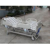 China ABS 3 Crank Hospital Manual Bed on sale