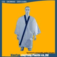 Quality Gown Style Disposable Spa Garments , Beauty Salon Disposables Anti Static wholesale