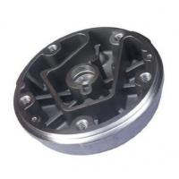 Buy cheap Ra0.8 - 3.2 Roughness Aluminum Die Casting Cover For Pump Assembly / CNC from wholesalers