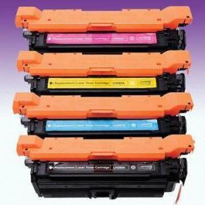 Quality Color Toner Cartridges, CE260A-CE263A, Suitable for HP Color LaserJet Enterprise Printer wholesale