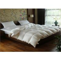 Quality White Goose Feather Duck Down Quilt Duvet Cotton Covers Exquisite Design Full Size wholesale