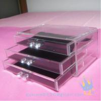 Cheap cosmetic organizer acrylic for sale