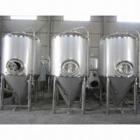 China 20bbl Conical Fermenter, Made of 304 Stainless Steel on sale