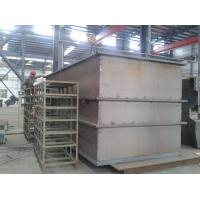 Quality Slaughterhouse wastewater treatment DAF Dissolved Air Flotation unit for industries wholesale