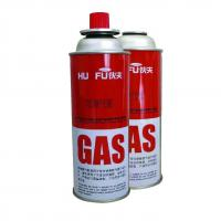 China Butanel Fuel Canisters for Portable Camping Stoves on sale