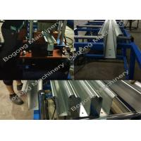Quality Solar Energy Metal Wall Panel Roll Forming Machine 0 - 20m / Min Forming Speed wholesale