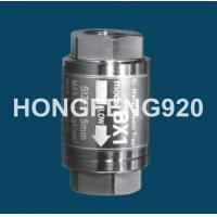 China Stainless Steel Bimetallic Thermostatic Steam Trap 0.01 - 1.8 Mpa on sale