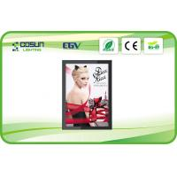 Quality Edgelit Slim LED Light Boxes Display / Eco-Friendly Photography Light Box wholesale