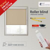 China App Control Electric Custom Electric Blinds Home Hotel Residential Commercial on sale