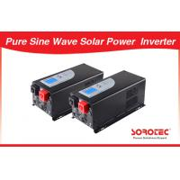 China Remote Control Inverters for Solar , Off Grid Inverters For Office on sale